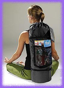 Pilates, multipurpose,  crossover,  sport back pack   in several colors.